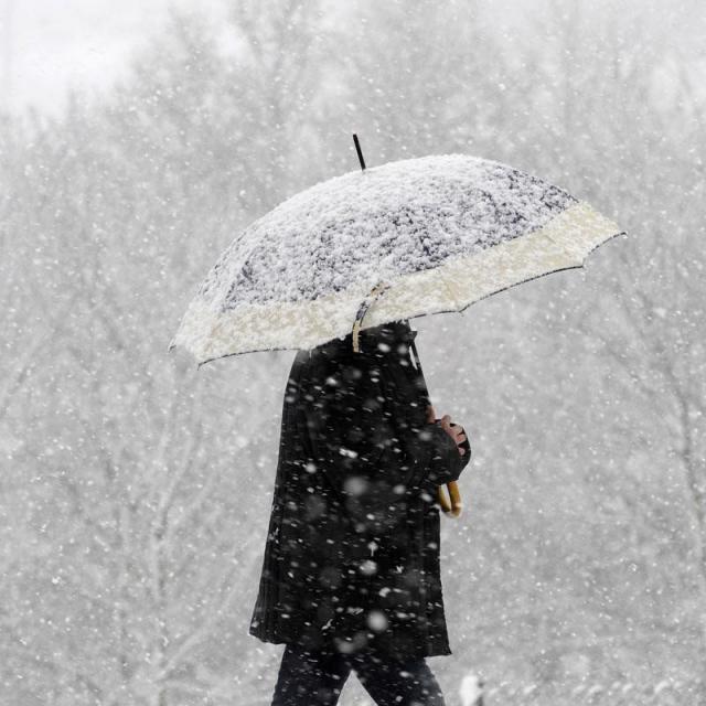 La llegada de aire polar traerá una ola de frío a partir del miércoles