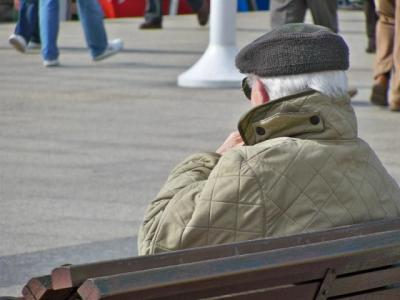 La pensión media en Castilla-La Mancha es de 907,51 euros