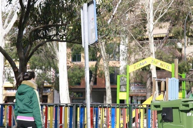 Quieren que todos los parques de Talavera sean 'accesibles' e 'inclusivos'