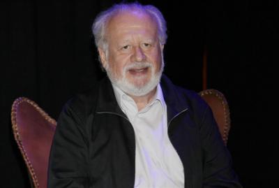 Juan Echanove recibirá el premio 'Toda una vida de cine' en el Festival Internacional de Cine de CLM
