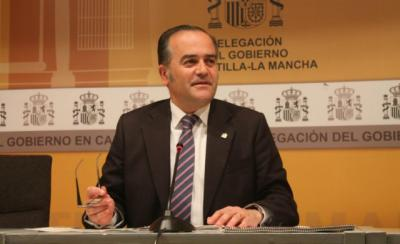 Gregorio, exdelegado del Gobierno en CLM, asesor del PP en la Diputación