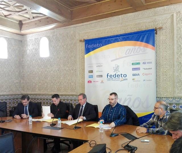 Fedeto, UGT y CCO piden a administraciones una apuesta 'definitiva' por el tren convencional en la comarca de Talavera