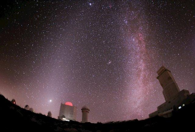 ¿Cuándo será la primera lluvia de estrellas del 2020?