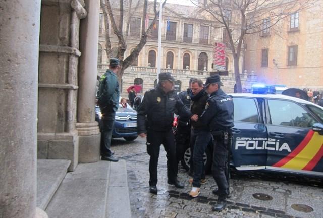 El acusado por crimen de El Casar de Escalona reafirma su inocencia