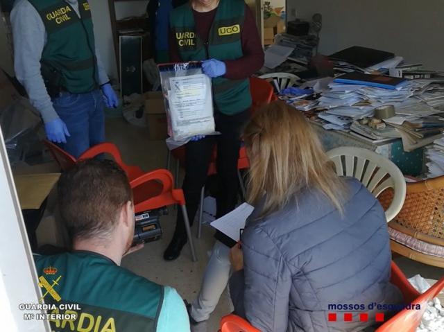 Desarticulado un grupo de compradores de material pedófilo que realizó operaciones en 44 países