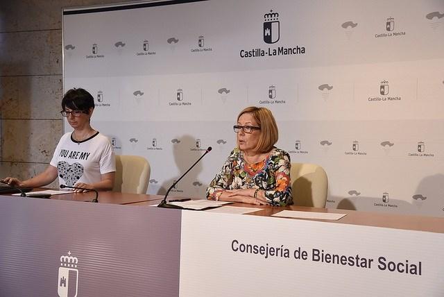 CLM alcanzó en mayo 53.961 beneficiarios del Sistema de Dependencia