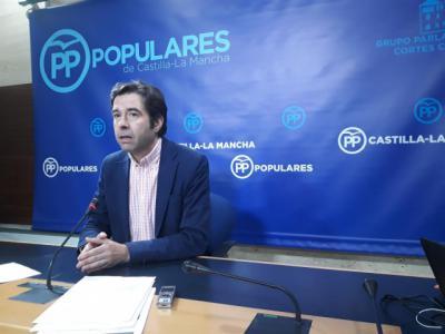 Ruptura en el PP de CLM por los apoyos a Santamaría y Cospedal
