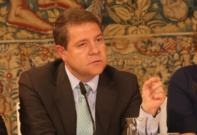 García-Page reta al PP a sumarse al Pacto del Agua