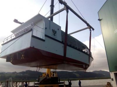 El barco que compró el PP para Ciudad de Vascos se subastará por cuarta vez
