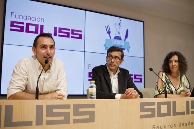 Fundación Soliss y Ciencia a la carta promoverán la cultura científica en Castilla-La Mancha y Madrid