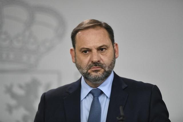 El ministro de Fomento, José Luis Ábalos / Archivo