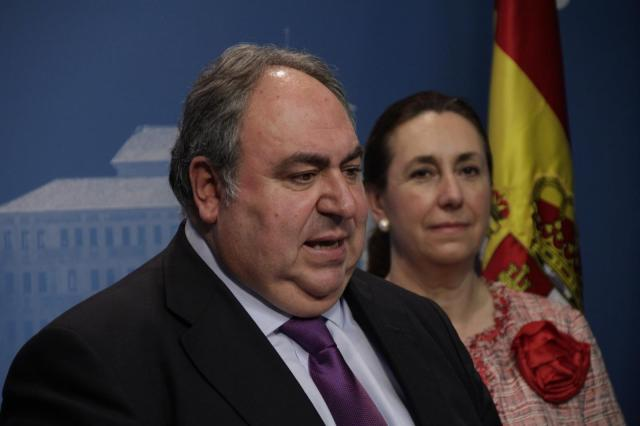 Vicente Tirado sustituirá a Javier Arenas como vicesecretario de Política Autonómica y Local del PP