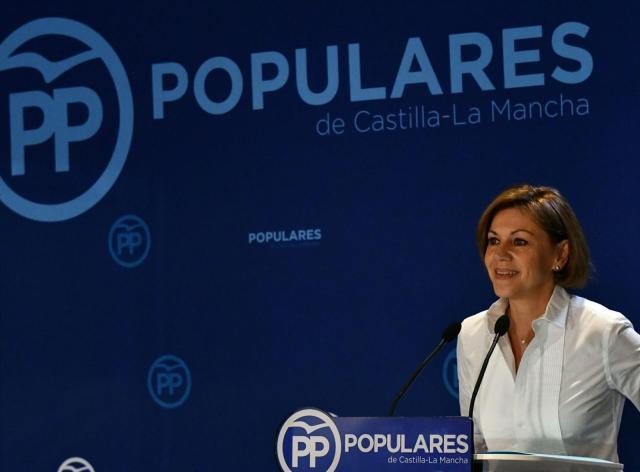 El PP CLM convocará el próximo viernes Congreso Extraordinario para elegir al sucesor del Cospedal