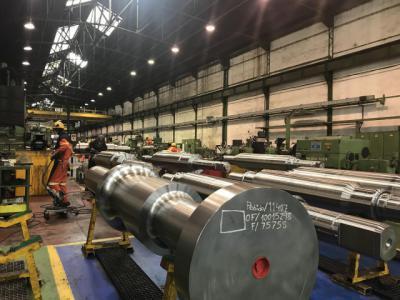 La producción industrial sube un 0,1% en Castilla-La Mancha en julio