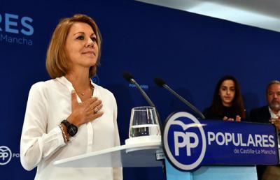 Piden declarar a Cospedal persona 'non grata' en Talavera