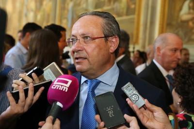 Ruiz Molina supedita las cuentas de CLM a los Presupuestos Generales del Estado