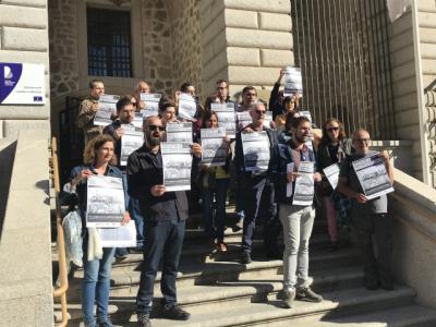 Los trabajadores de Biblioteca de CLM harán huelga para pedir mejoras en sus condiciones laborales