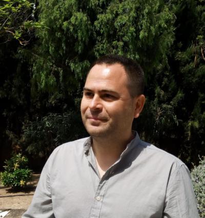 David Llorente presenta su candidatura a las primarias de Podemos CLM