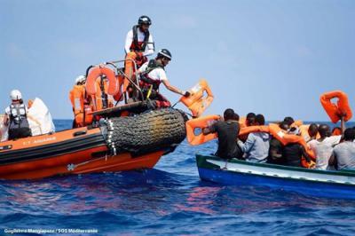 CLM acoge a dos de los 74 inmigrantes rescatados este verano por el Aquarius