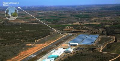 Fomento no cree que el proyecto del aeropuerto en Casarrubios afecte al desarrollo de Barajas