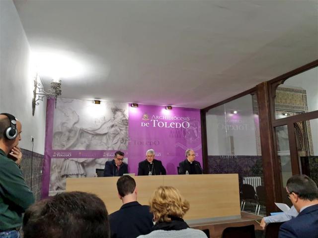 El Arzobispo Toledo ve una 'discriminación' que la Iglesia tenga que pagar el IBI y el resto de confesiones religiosas no