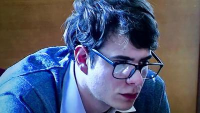 Este jueves se conocerá la sentencia contra Patrick Nogueira