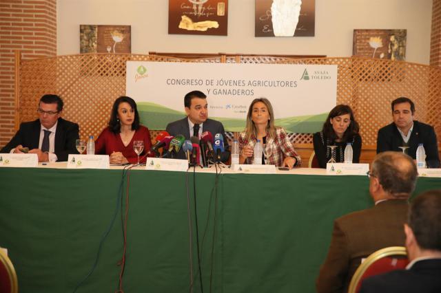 CLM bate récord de solicitudes de jóvenes para incorporarse a la agricultura