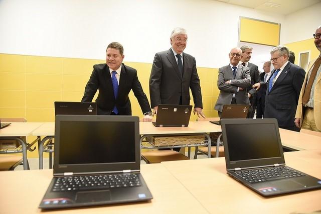 La Junta invertirá 20 millones en ordenadores