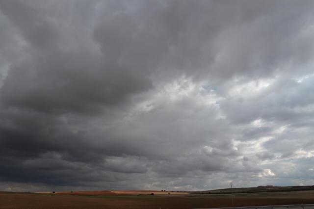 Una ciclogénesis dejará lluvias y viento en casi toda la Península
