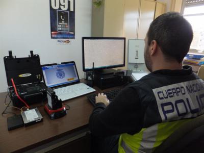 Detienen a dos mujeres en Toledo por pedir microcréditos por Internet usando documentación ajena manipulada
