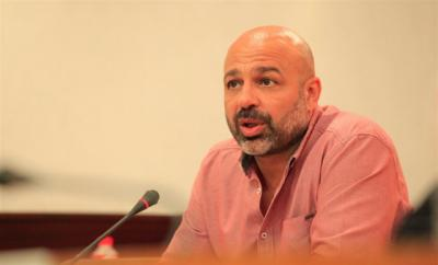 García Molina, candidato de Podemos a la Presidencia de CLM