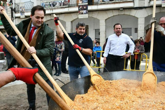 Núñez: 'Talavera y su comarca son una prioridad absoluta para el PP'