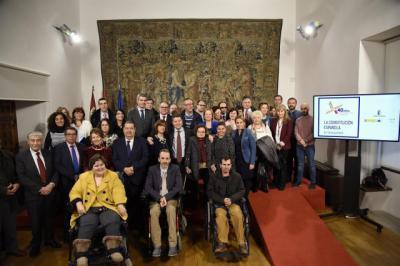 CLM aprobará 57 millones para ayuntamientos y entidades de personas con discapacidad