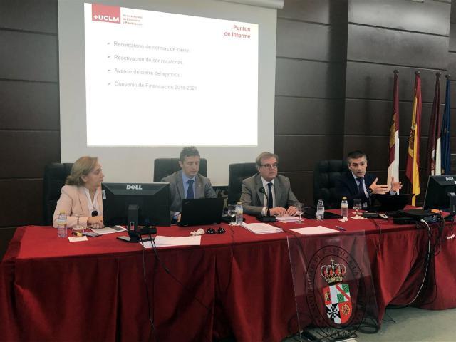 UCLM aprueba un presupuesto de 229 millones de euros para 2019