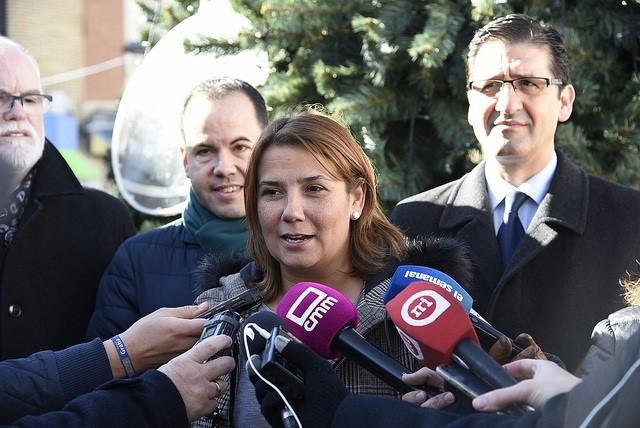 García-Élez reprocha al Gobierno de Sánchez que 'un día diga una cosa y otro la contraria' respecto al trasvase