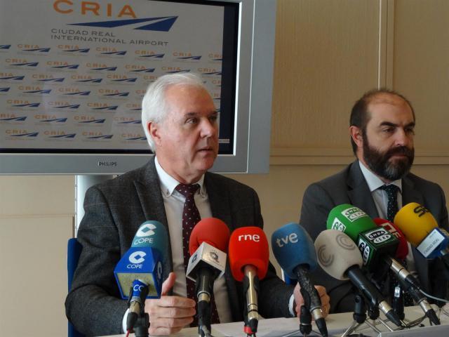 Aeropuerto de Ciudad Real espera abrir antes de mayo