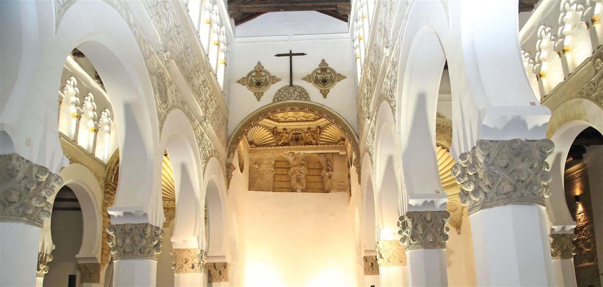 Los Judios De Espana Piden Restituir Santa Maria La Blanca Como