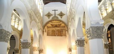 Los judíos de España piden restituir Santa María la Blanca como Sinagoga Mayor de Toledo