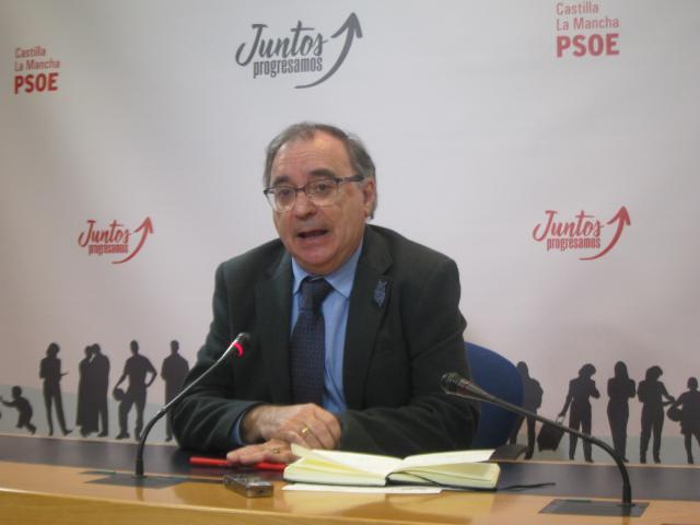 El PSOE recuerda a PP que no es el Gobierno de Page quien ordena trasvases y que ha recurrido