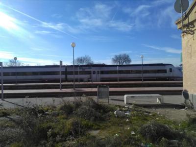 ADIF denuncia ante la Guardia Civil el 'sabotaje' del tren de Torrijos