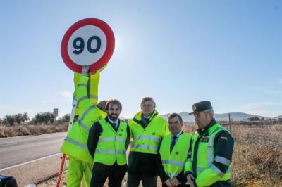 Nueva normativa: retiradas las señales de 100kms/hora en la provincia de Toledo
