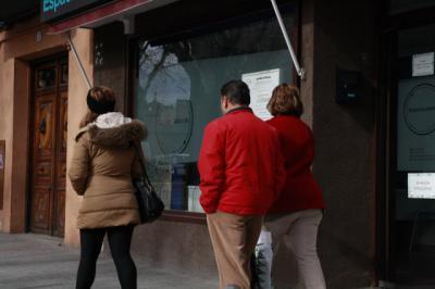 Las familias y empresas en quiebra en Castilla-La Mancha descienden un 43%