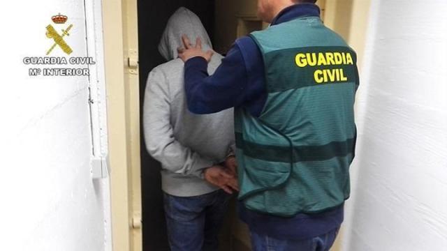 Desarticulado un grupo criminal que cometía robos con fuerza en la provincia de Toledo