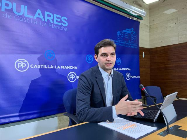 Serrano Godoy evita rebatir a 'su superior' García-Egea en su defensa del trasvase