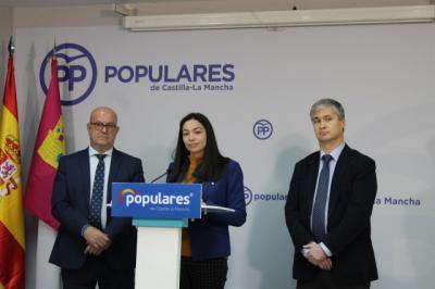 La candidata de PP a la Alcaldía de Toledo denuncia ciberacoso ante Fiscalía