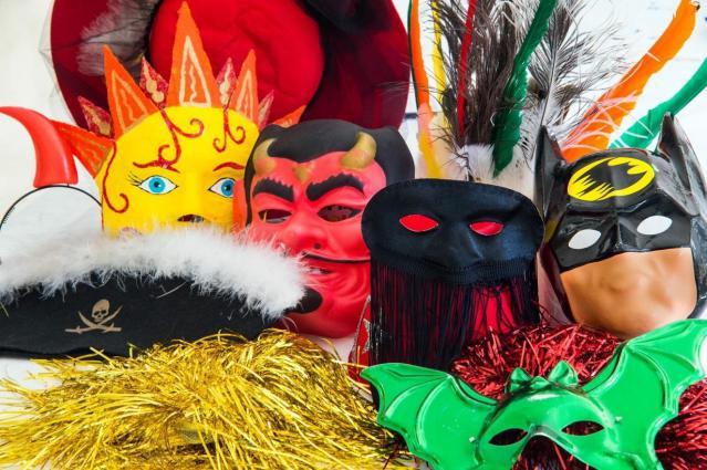 Recomendaciones para la compra de disfraces en Carnaval
