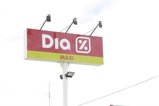 El ERE de Dia afecta a 124 empleados en Castilla-La Mancha