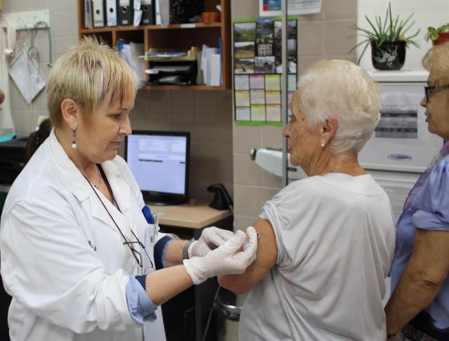 Finaliza la epidemia de gripe con 41,7 casos por 100.000 habitantes