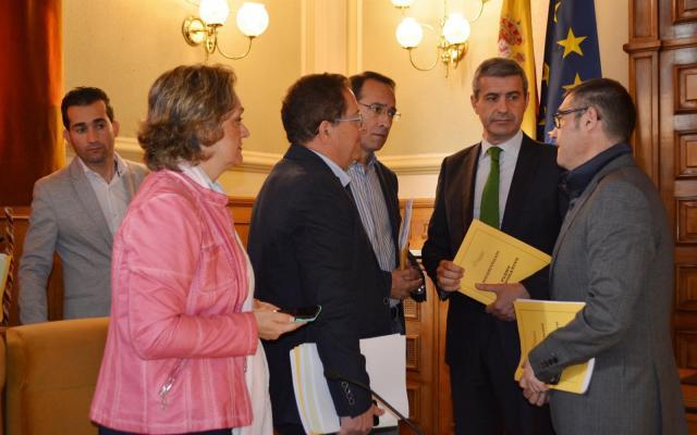 La Diputación de Toledo aumenta en casi 12 millones sus aportaciones a los planes de empleo de CLM