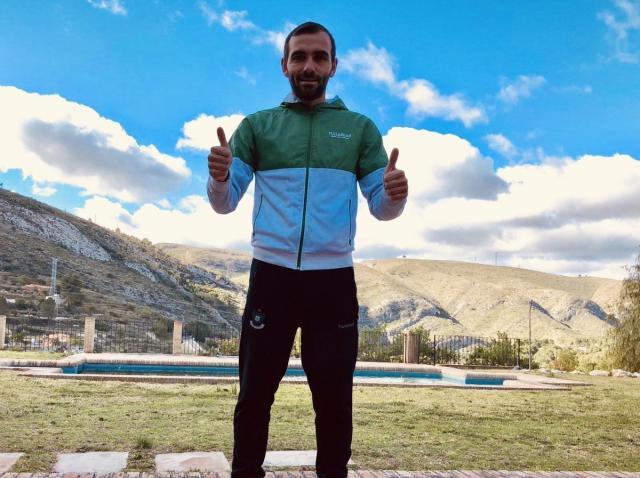 El jugador del CD Toledo 'Chato' recibe el alta hospitalaria